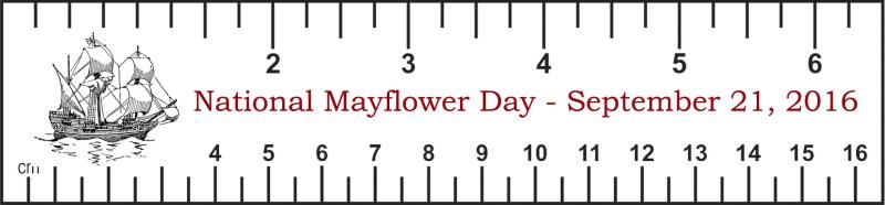 National Mayflower Day
