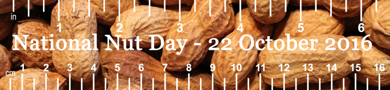 National Nut Day 22 Oct 2016