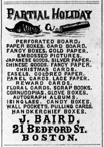 JBaird-ad-CamridgeChron-6 Dec 1879