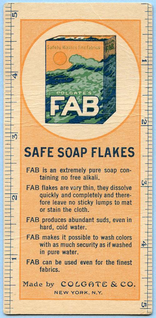 FAB-soap flakes-Colgate