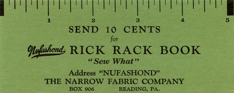 Nufashond Rick Rack-cropped
