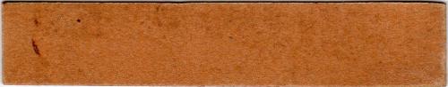 GemCity sand paper-back