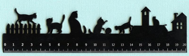 Cats silhouette Taiwan