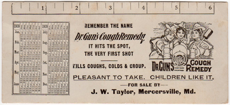 Dr Guns Cough Remedy