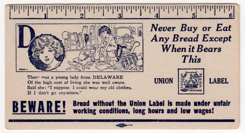 Union-label-bread-DELAWARE