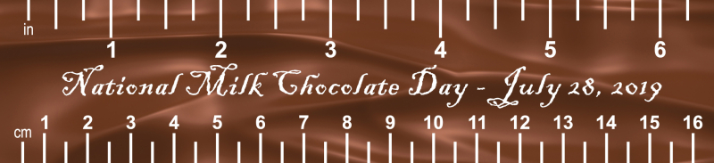 National Milk Chocolate Day 2019-A