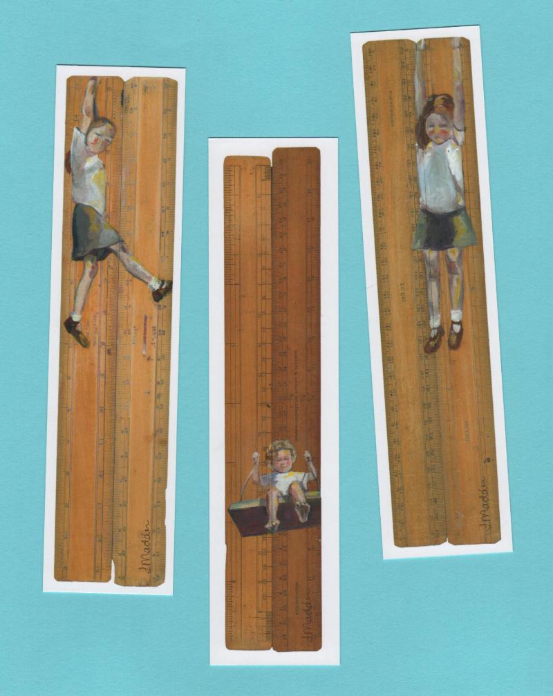 Lindsay Madden-3 bookmarks-fronts-blue
