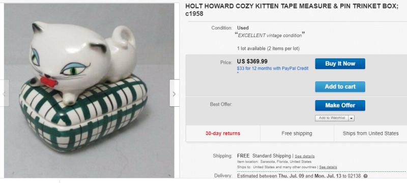 Holt-Howard-Cozy-Kitten-tape-measure