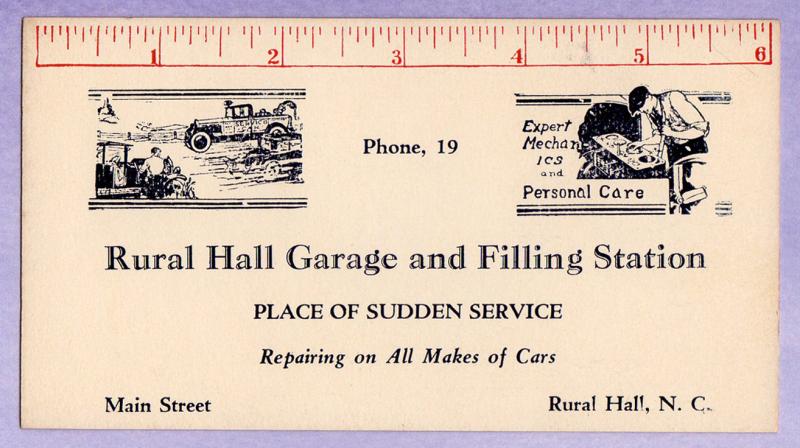 Rural-Hall-Garage-blotter