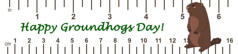 Groundhogs Day 2021