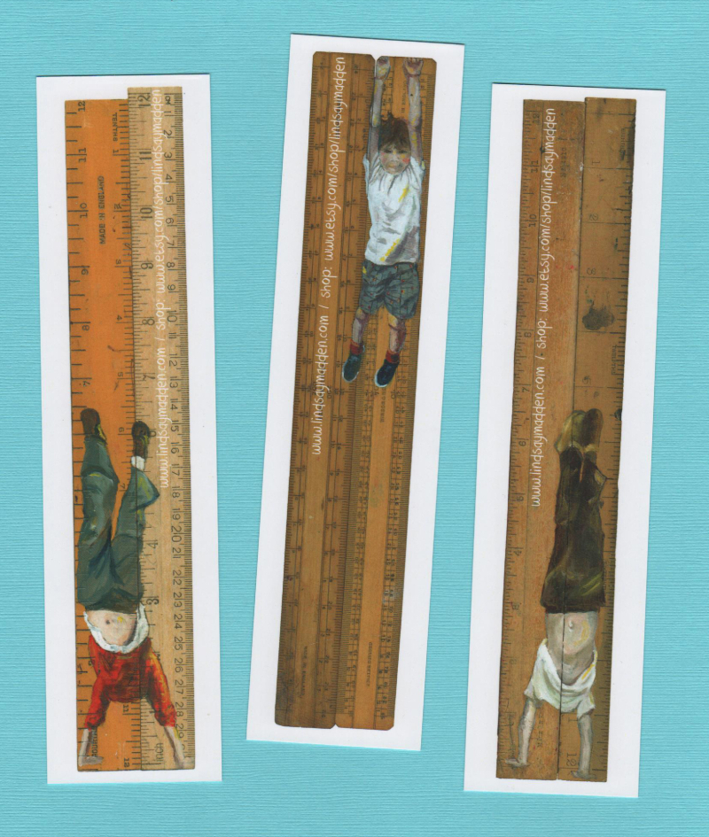 Lindsay Madden-3 bookmarks-backs-blue