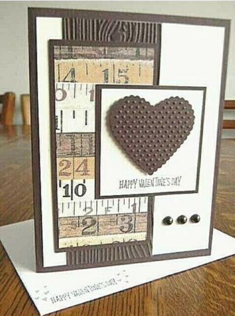 Chocolate-chip-embossed-heart