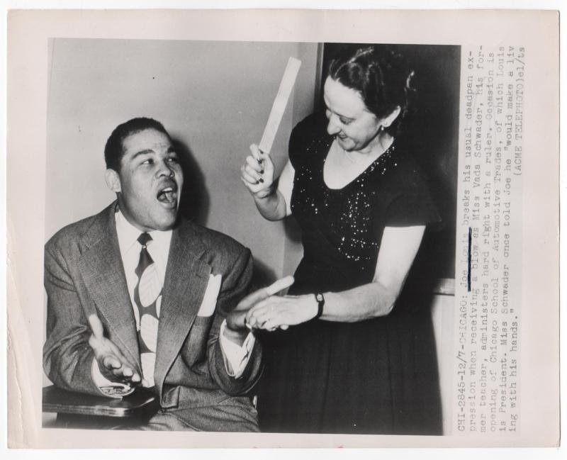 JoeLewis-press photo-1948