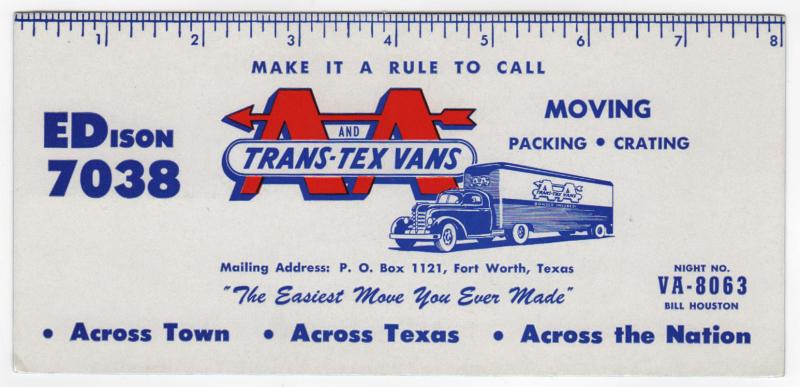 Trans-Tex-Vans