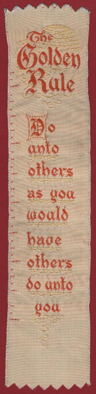 Golden-Rule-silk-bookmark